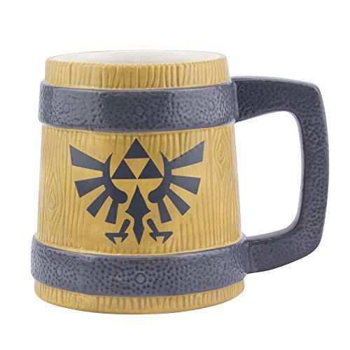 Zelda - Hyrule - Bierkrug - | Offizielles Merchandise