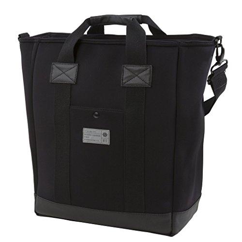HEX Transit Laptop Tote (Black Neoprene - HX2215-BKNE)