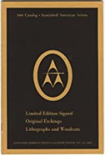 1969 Catalog - Associated American Artists: Limited Edition Signed Original Etchings, Lithographs and Woodcuts
