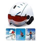 WINBST Casco de esquí Carrera Accesorios de esquí Casco de esquí Casco de Snowboard Casco de Snowboard Accesorios de Snowboard