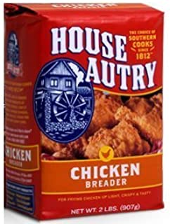 House-Autry Chicken Breader, 2-lb bags (2-Pack)