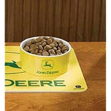 John Deere Officially Licensed Ceramic Pet Bowl (Small)