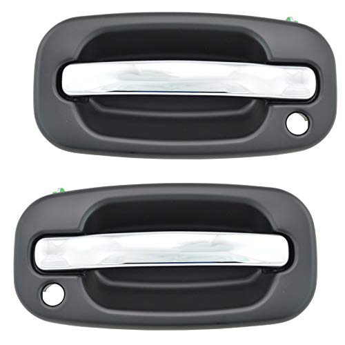 06 silverado chrome door handles - 7