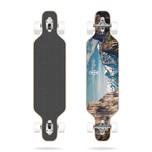 Long Island Breath Essential 40'x10' Drop Complete Skateboard Adulte Unisexe Multicolore 40'