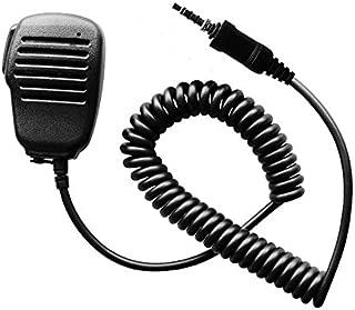 Marvogo Mini Speaker Mic Compatible with Yaesu Standard MH-57A4B