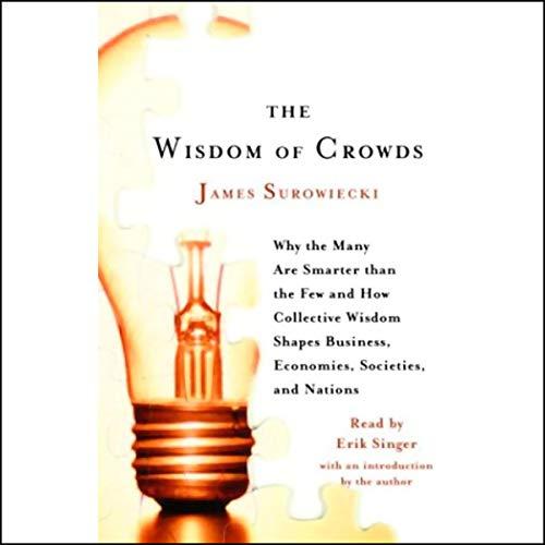 Couverture de The Wisdom of Crowds