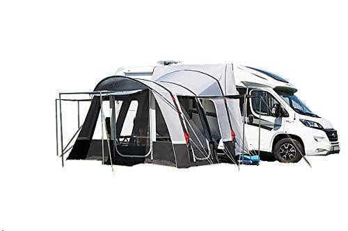 dwt Buszelt Patron Air High HQ 340x240 Mobilzelt grau Reisezelt Outdoor Camping aufblasbar vorzelt Reisezelt