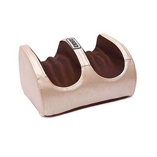 N \ A Entspannendes Akupressurmassagegerät für Fuß und Wade mit Heizfunktion, Einer einzigartigen Kombination aus Gleitroll- und Knetmassage, lindert Fußschmerzen