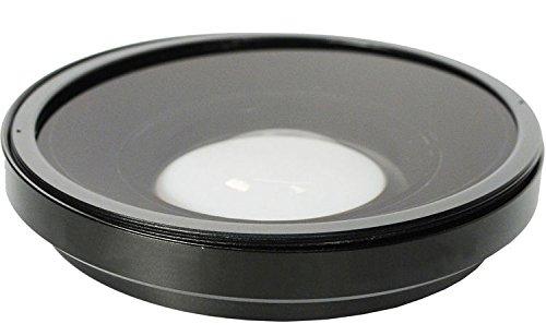 0.33x High Grade Fish-Eye Lens for Nikon COOLPIX P1000 (Video & Still Photography)