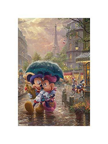 Flagology.com Disney Fashionable Thomas Kinkade Reservation Mouse Mou Mickey Minnie