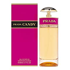 Item Condition: 100% authentic, new and unused. Prada Candy by Prada for Women 2.7 oz Eau de Parfum Spray. Prada Candy by Prada for Women 2.7 oz Eau de Parfum Spray: Buy Prada Perfumes - Prada Candy by Prada for Women 2.7 oz Eau de Parfum Spray Type:...