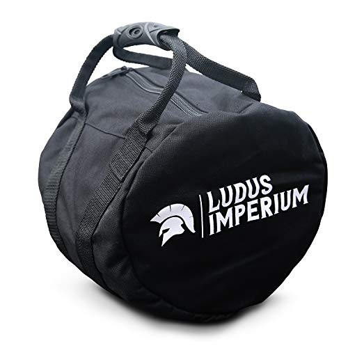 Ludus Imperium Adjustable Kettlebell Sandbag - Kettlebell Weights, Heavy Duty Workout Sandbags for...