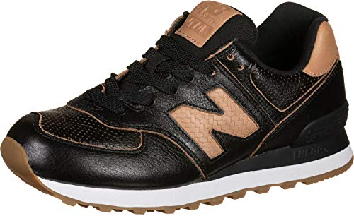New Balance WL574 W Schuhe Black