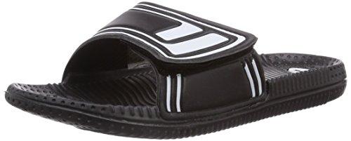 Romika Unisex-Erwachsene Romilette N Klett Pantoffeln, schwarz 100), 37 EU