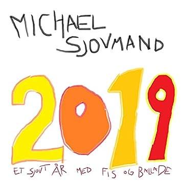 2019 - et sjovt år med fis og ballade