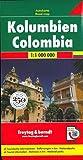 Colombia 1:1.000.000: Wegenkaart 1:1 000 000