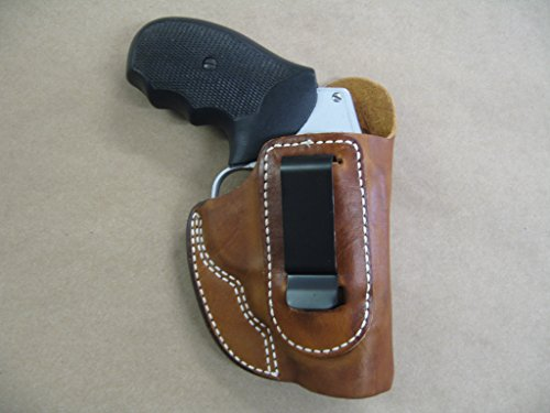 Colt Detective Special Revolver IWB Leather in The Waistband...