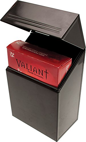 Valiant FIR242 – Caja para pastillas de encendido, color negro