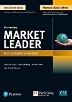 Market Leader 3e Extra Elementary Course Book, eBook, QR, MEL & DVD Pack