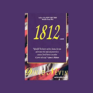 1812 audiobook cover art