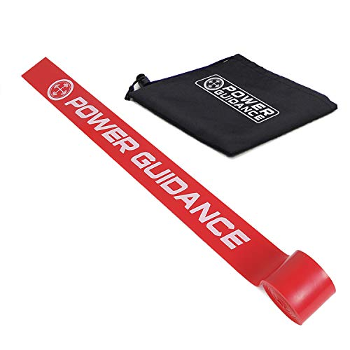 POWER GUIDANCE Muscle Floss Bands - Compression Bands - Mobility & Recovery Bands - for Improving Movement, Increasing Circulation & Reducing Soreness