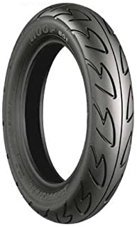 BRIDGESTONE(ブリヂストン)バイクタイヤ HOOP1 前後輪共用 90/90-12 44J チューブレスタイプ(TL) SCS60022 二輪 オートバイ用