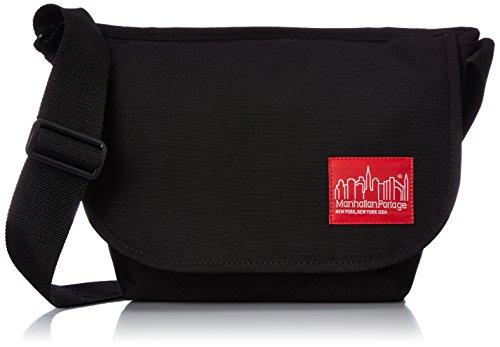 [[マンハッタンポーテージ] Manhattan Portage] 正規品公式 Casual Messenger Bag JR メッセンジャーバッグ MP1605JR メンズ Black