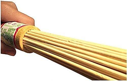 EPRHY Natürlicher Bambus-Massage- und Entspannungshammer-Stick, Fitness, Pat, umweltfreundlich, mit Holzgriff