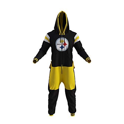 Pittsburgh Steelers NFL Adult Onesie by Sportsedo The Makers of Hockey Sockey