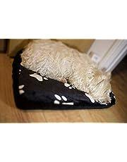 Trixie 4011905375717 Poduszka dla Psa, 60 x 40 cm, Czarna