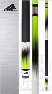 Escalade Sports Mizerak Deluxe Composite Neon Fade Cue