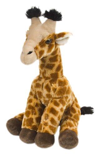 Wild Republic 10905 Plüsch Giraffen Baby, Cuddlekins Kuscheltier, Plüschtier, 30 cm