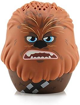 Bitty Boomers Star Wars Chewbacca Bluetooth Speaker