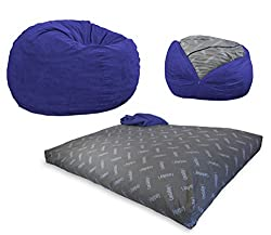Beanbag Chair and Bed Combo