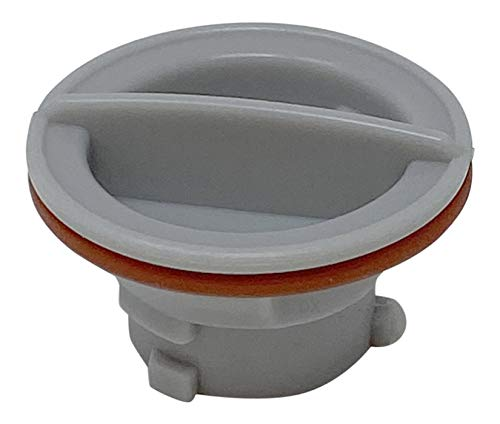 DREHFLEX - für Teile-Nr. 4006045613/400604561-3 für AEG Electrolux Spülmaschine Deckel für Klarspüler