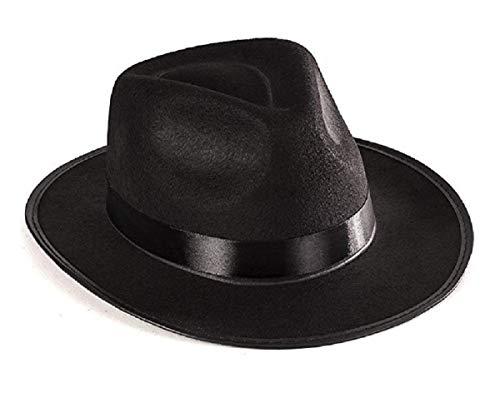 Hoed - hoge hoed - tuba - vilt - vermomming - carnaval - halloween - uitstekende kwaliteit - accessoires - origineel idee voor een verjaardagscadeau voor kerstmis cosplay