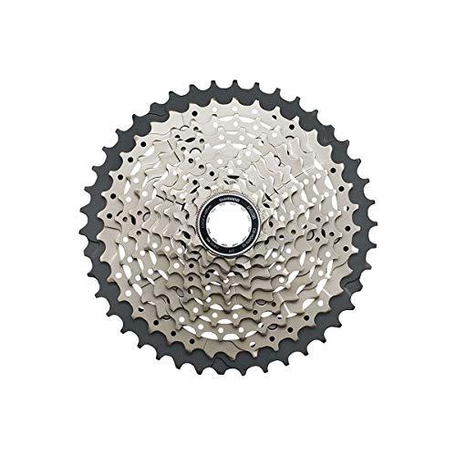 JGbike Shimano 10 Speed Cassette Tiagra HG500-10 Deore M6000 11-42T for Road MTB cyclecross Mountain Gravel Bike, Fat Bike, e-Bike