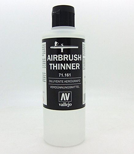 Vallejo Model Air - Airbrush Thinner 200Ml