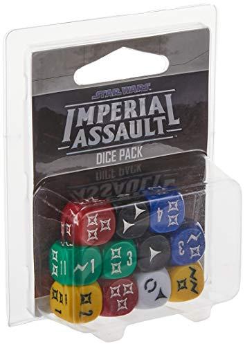 Edge Entertainment - Star Wars Imperial Assault, Set de Dados (EDFEDGSWI02)