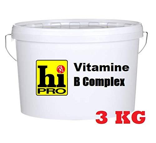 hiPRO Premium Qualität Pferdefutter | Vitamine B Komplex | 3 kg