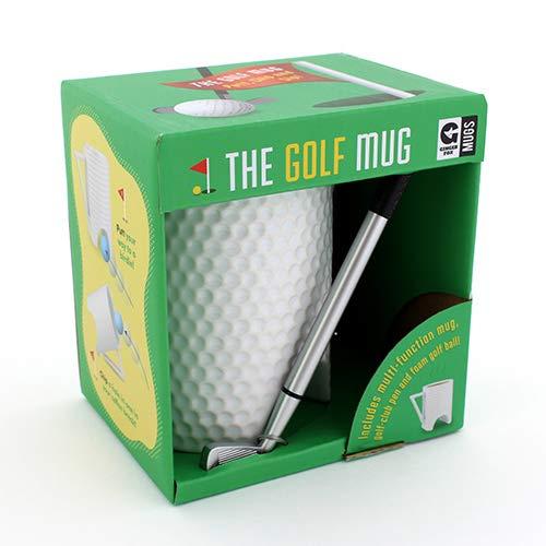 Ensemble de cadeau de nouveauté de tasse de golf avec le...