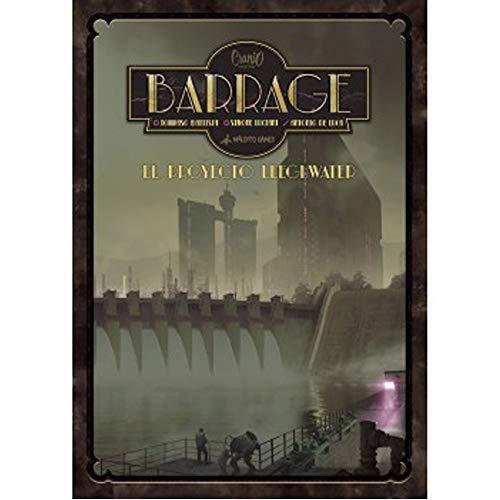 Maldito Games Barrage - EL Proyecto LEEGHWATER