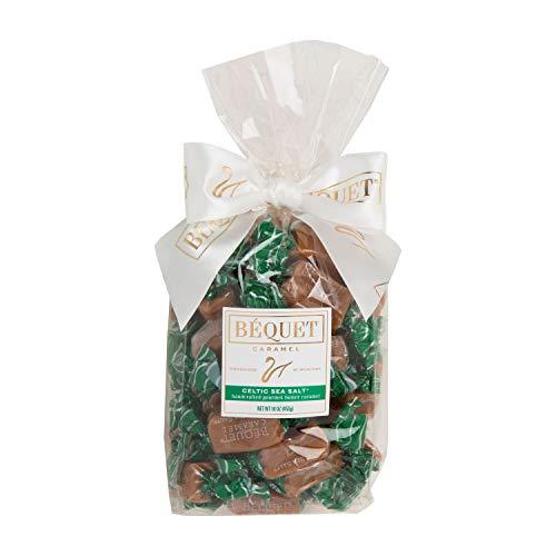 Béquet Caramel Celtic Sea Salt 16oz Gift Bag