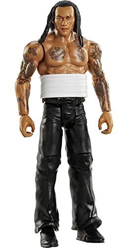 WWE - Figura de acción de Damien Priest 122, 15,2 cm, coleccionable a partir de 6...