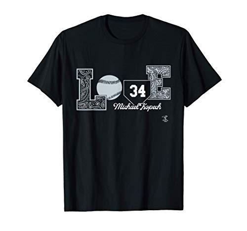Michael Kopech Love Player Gameday T-Shirt