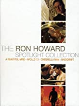 The Ron Howard Spotlight Collection: (Backdraft / Apollo 13 / A Beautiful Mind / Cinderella Man)