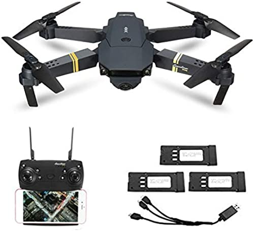 Faironly GD88 WiFi mit Weißwinkel-HD-Kamera High Hold Mode Faltbarer Arm RC Quadcopter Drone RTF VS VISUO XS809HW JJRC H37 200w Wide Angle