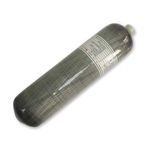 Acecare PCP Air Rifle 3L CE 300bar Carbon Fiber Hpa Tank Scuba Diving Cylinder M181.5 (3L)