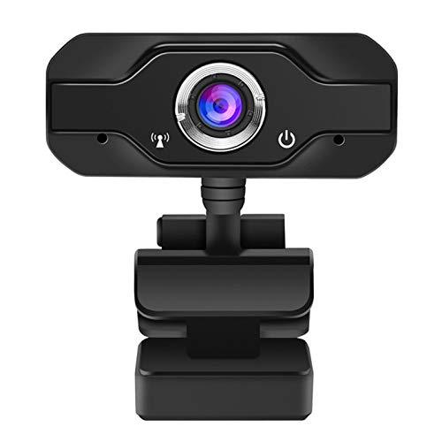 Kamera 1080P HD Computerkamera 1080P HD Megapixel USB 2.0 Webcam Kamera mit MIC Clip-on für Computer PC Laptop