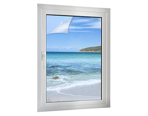 Klebefieber Sichtschutz Blaues Meer B x H: 80cm x 120cm